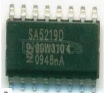 SA5219D Wideband variable gain amplifier
