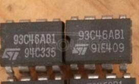 93C46AB1 1K 64 x 16 or 128 x 8 SERIAL MICROWIRE EEPROM