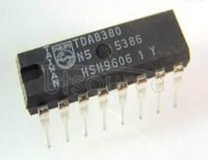 TDA8380 Control circuit for switched mode power supplies