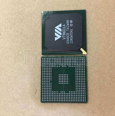 VT8601A Single-Chip Slot-1 / Socket-370 PCI North Bridge With Integrated AGP 2D / 3D Graphics Accelerator and Advanced Memory Controller
