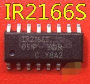 IR2166S PFC & BALLAST CONTROL IC