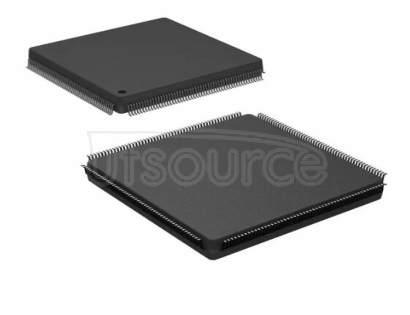 XC95288XL-10PQG208C 3.3V 288-mc CPLD