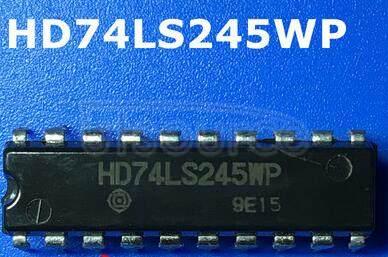 HD74LS245WP