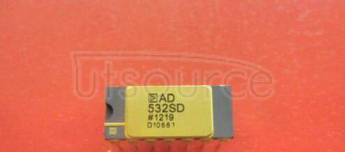 AD532SD Internally Trimmed Integrated Circuit Multiplier