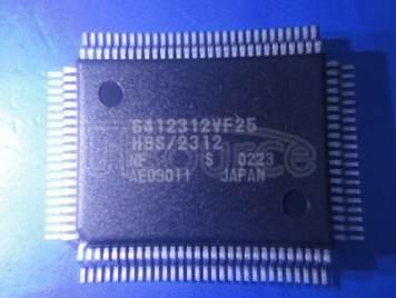 HD6412312SVF25V
