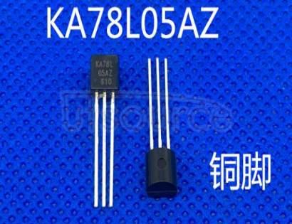KA78L05AZ 3-terminal 0.1A positive voltage regulator