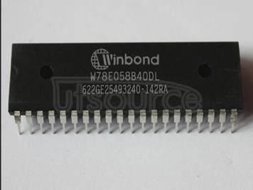 W78E058B40DL