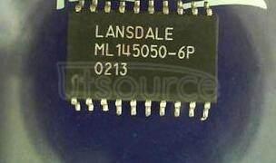 ML145050-6P 10-Bit A/D Converter with Serial Interface - CMOS
