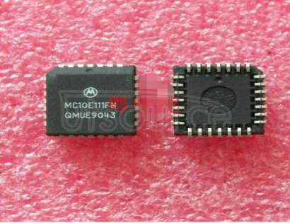 MC10E111FNG 5V ECL 1:9 Differential Clock Driver