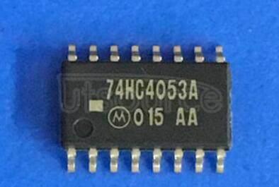 74HC4053A