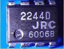 NJM2244D IC VIDEO SWITCH 3-IN W/DVR 8-DIP