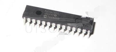PIC16C57C-04/P ROM-Based 8-Bit CMOS Microcontroller Series