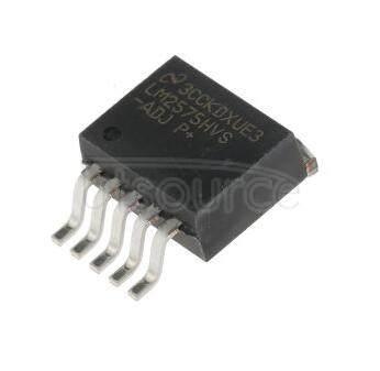 LM2575HVS-ADJ SIMPLE SWITCHER 1A Step-Down Voltage Regulator