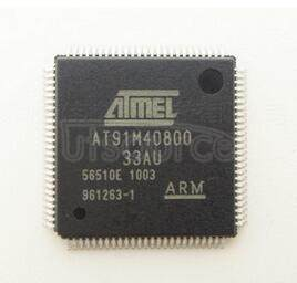 AT91M42800A-33AU AT91   ARM   Thumb   Microcontrollers
