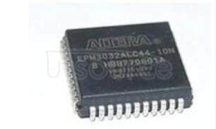 EPM3032ALC44-10N MAX 3000A CPLD 32 MC 44-PLCC