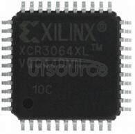 XCR3064XL-6VQ44C