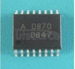 HCPL0870 Isolated 15-bit A/D Converter