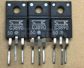 2SC3890 Silicon   NPN   Triple   Diffused   Planar   Transistor(Switching   Regulator   and   General   Purpose)