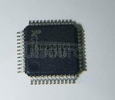 ST16C2550CQ48-F DUART  FIFO 16B  48TQFP