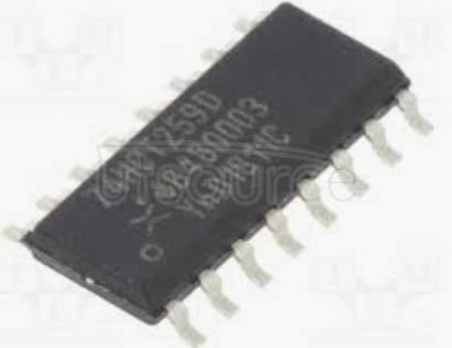 74HCT259D 8-bit addressable latch