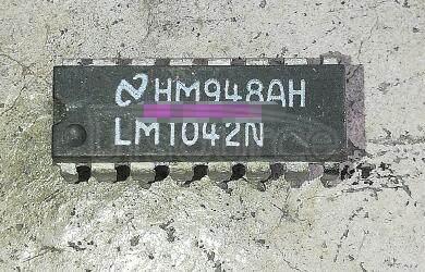 LM1042N Fluid Level Detector