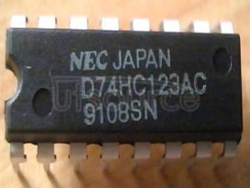 74HC123AC