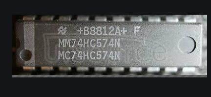 MC74HC574N