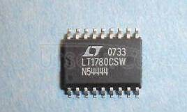 LT1780CSW Low Power 5V RS232 Dual Driver/Receiver with 【15kV ESD Protection