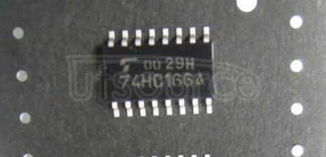 74HC166A