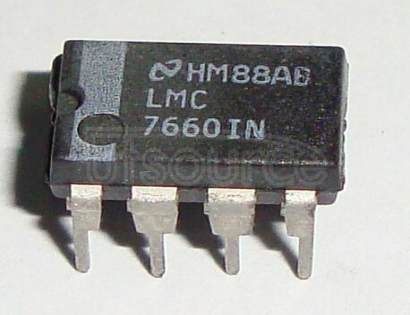 LMC7660IN Switched Capacitor Voltage Converter