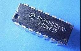 MC74HC126AN