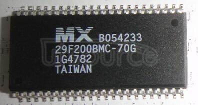 MX29F200BMC-70G