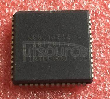 N80C19816 16-Bit Microcontroller