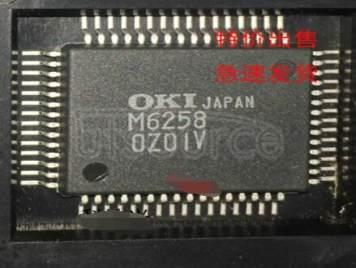 MSM6258