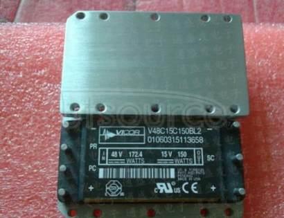 V48C24C150AL 48V   Input   Micro   Family   DC-DC   Converter   Module
