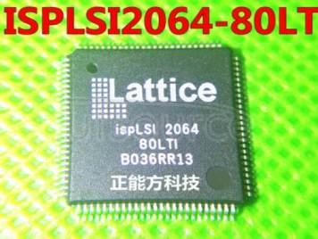 ISPLSI2064-80LT