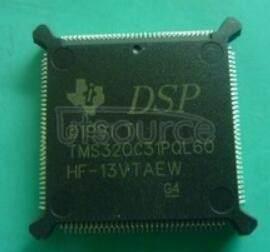 TMS320C31PQL DIGITAL SIGNAL PROCESSORS