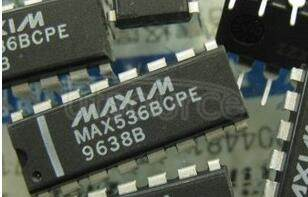 MAX536BCPE Calibrated, Quad, 12-Bit Voltage-Output DACs with Serial Interface