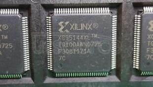 XC95144XL-7TQ100C