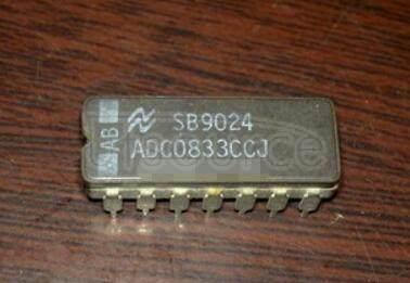 ADC0833CCJ