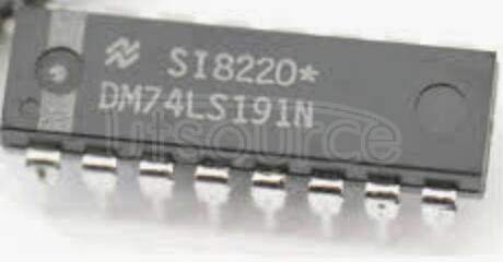 DM74LS191N