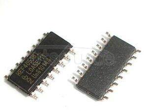 HEF4053 Triple 2-channel analogue multiplexer/demultiplexer