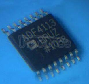 ADF4113BRUZ RF  PLL   Frequency   Synthesizers