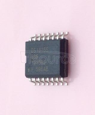 DS1315S-33+ IC RTC PHANTOM PAR 16-SOIC