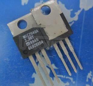 MIC2940A-3.3BT