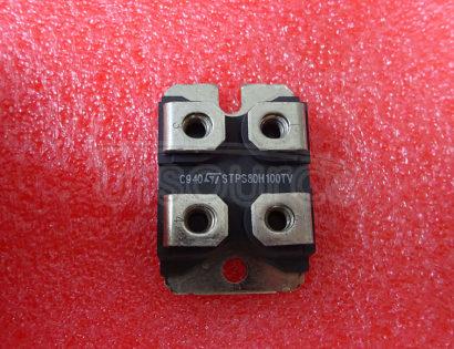 STPS80H100TV High Voltage Power Schottky Rectifier