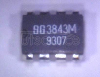 SG3843M Current Mode PWMs<br/> Package: DIP<br/>