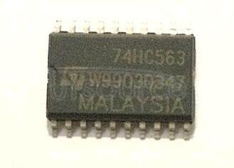 74HC563