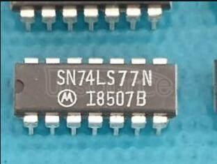 SN74LS77N