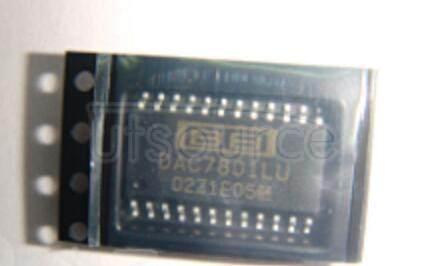 DAC7801LU